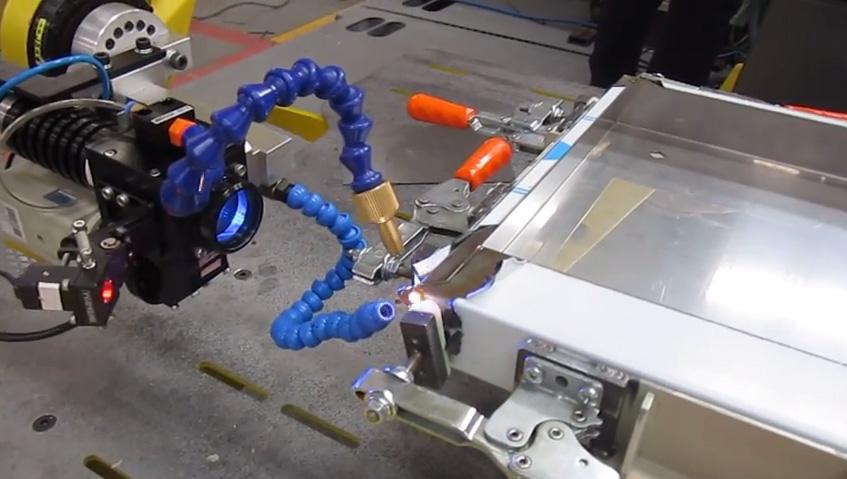 Robotik Lazer Kaynağı