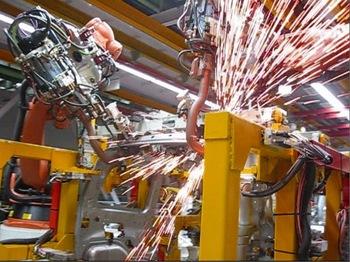 Robotik Spot Kaynağı